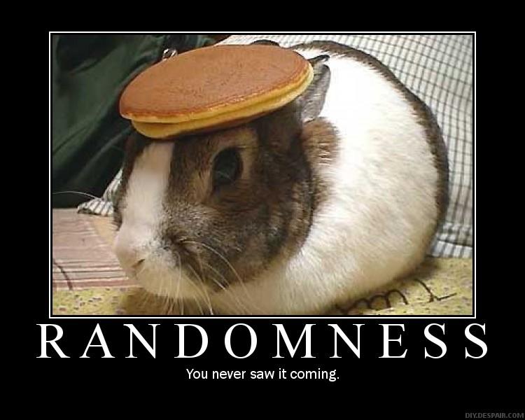 a critique of pure randomness