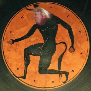 trump-minotaur