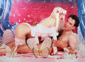 From the frothy mind of Jeff Koons