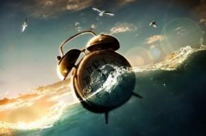 time-flows-away