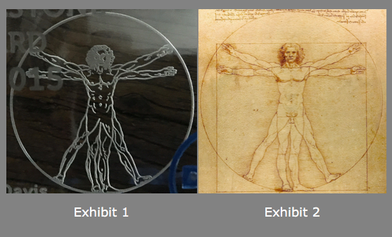 Vitruvian Exhibits